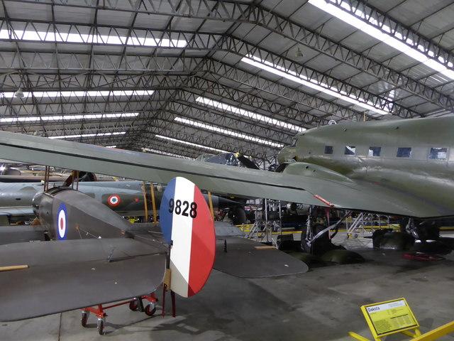 Yorkshire Air Museum - Dakota