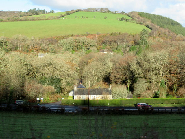 Cottage on A38 Wainsford Cornwall