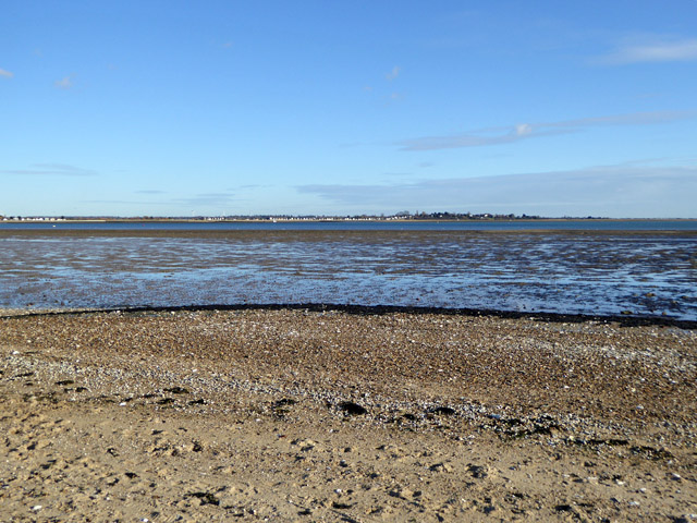 Beach, East Mersea