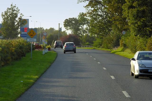 Trim, Dublin Road (R154)