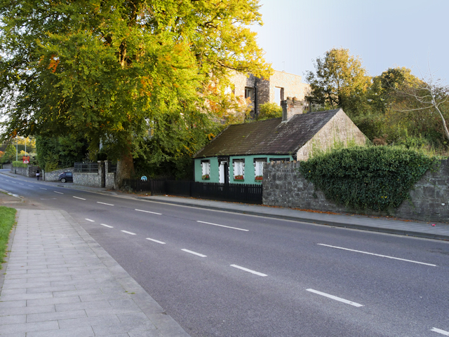 Trim, Cottage on Castle Street