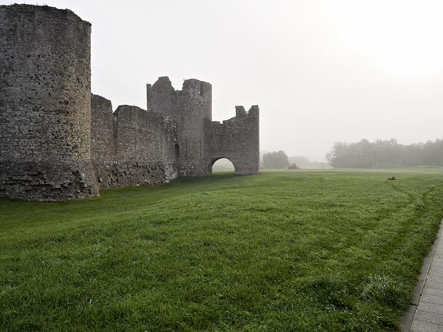 Trim Castle Walls
