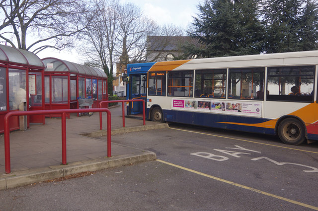 Daventry Bus Station
