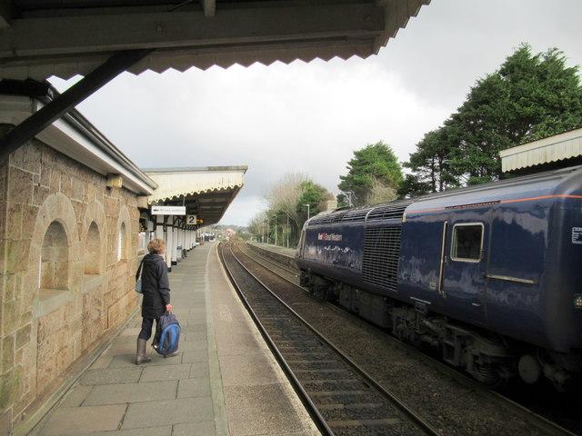 St Erth Station