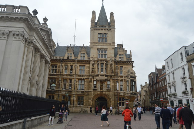 Gonville and Caius