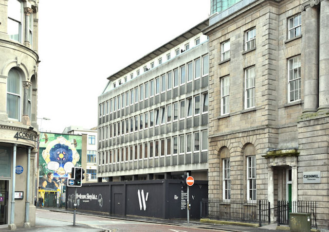 The Waring Hotel, Belfast (December 2017)