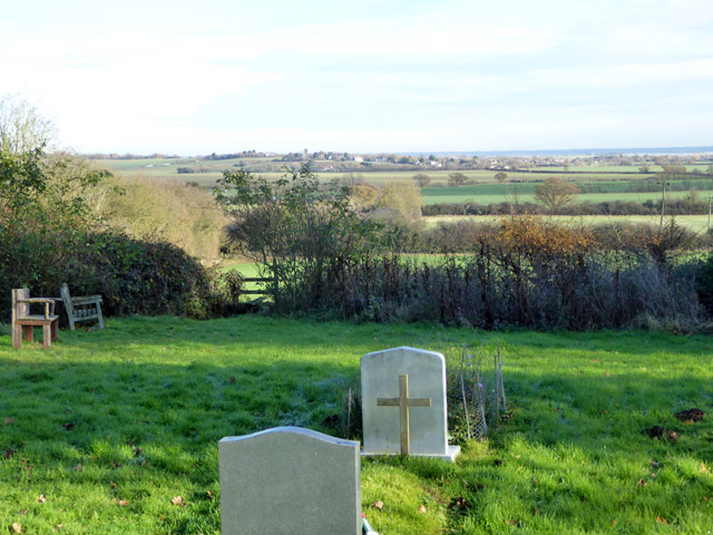 View towards Peldon from Great Wigborough