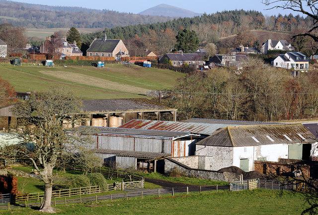 West Middles Farm, Lilliesleaf