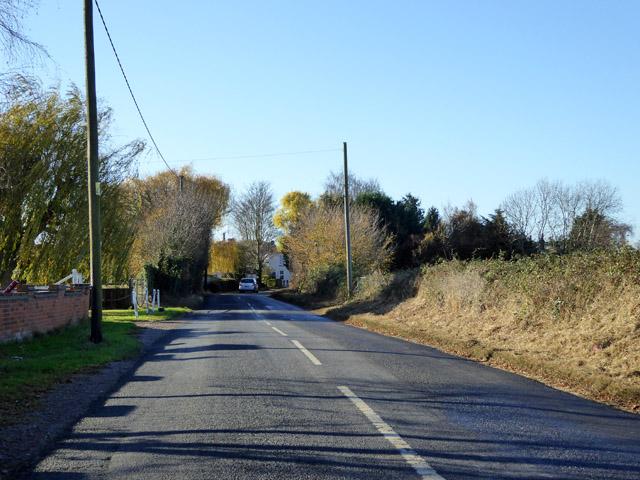 East Road, West Mersea
