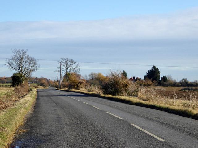 East Road, Mersea Island