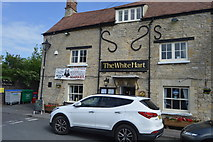 SP4809 : The White Hart by N Chadwick