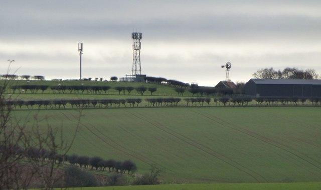 Fenhamhill farm