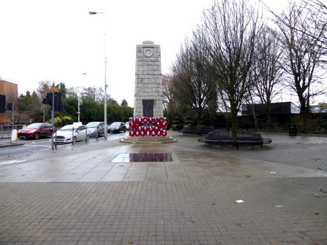 Memorial Place, Lisnamallard, Omagh