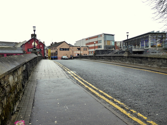 Bells Bridge, Omagh
