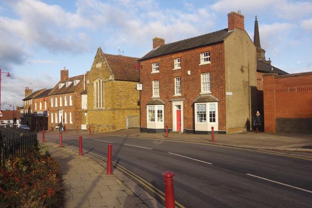 New Street, Daventry