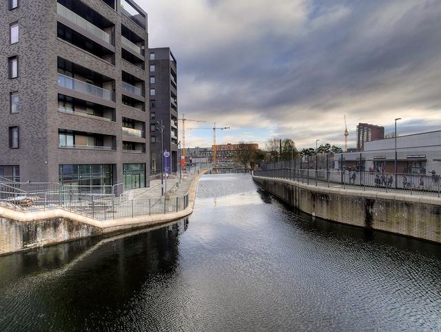 Rochdale Canal, New Islington Branch