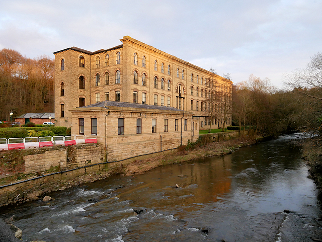 Brooksbottom Mill