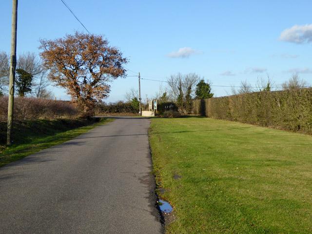 Fen Lane, East Mersea