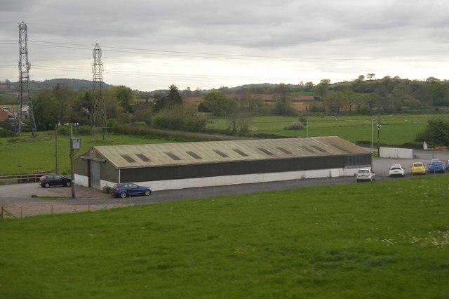 Farm building?