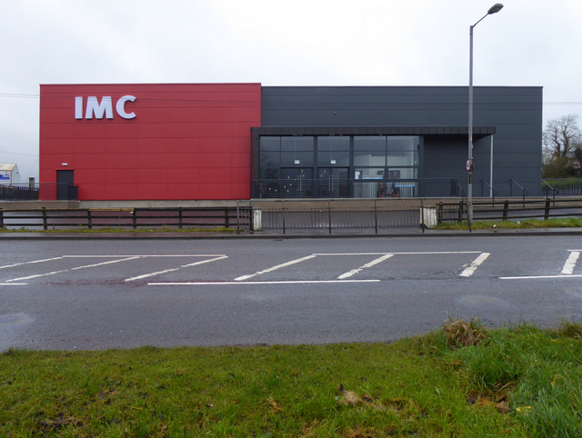 IMC, Gillygooly Road, Omagh