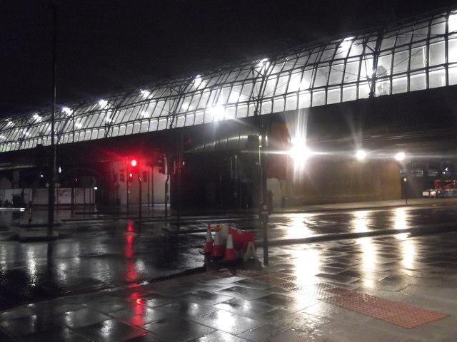 Railway bridge, Westminster Bridge Road