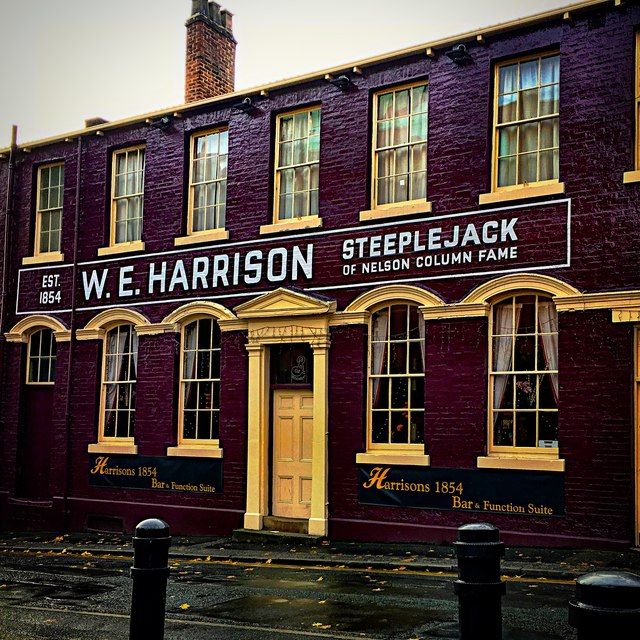 Harrisons 1854