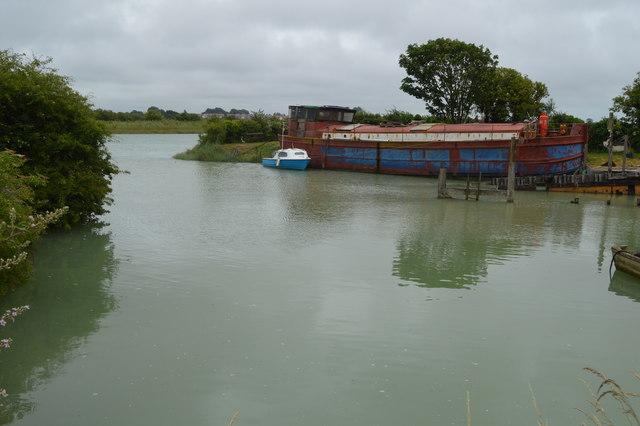 Marina by the River Arun