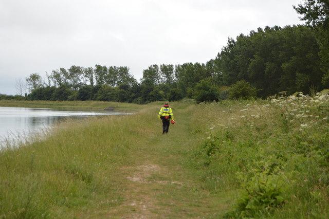Footpath along the River Arun