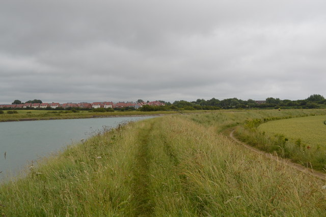 Footpath along the River Arun