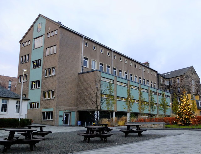 Dalhousie Land, University of Edinburgh