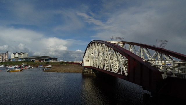 Ramsey IOM - The Swing Bridge