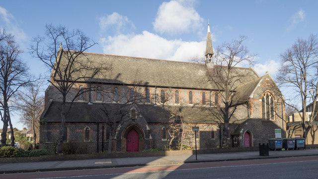 All Saints, Hampton Road, Forest Gate