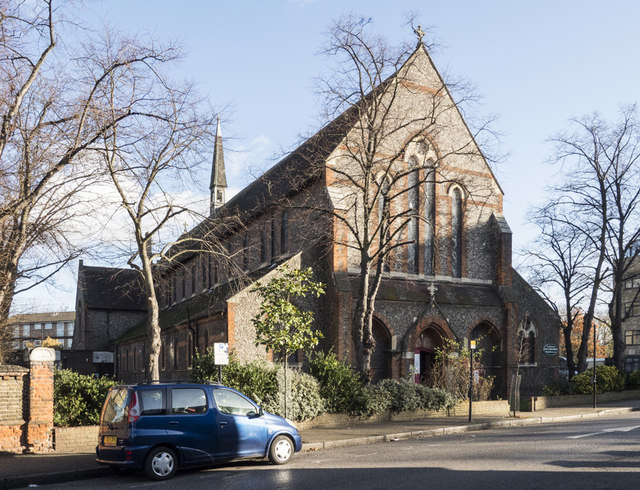 All Saints, Hampton Road, Forest Gate
