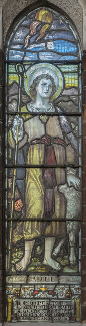 All Saints, Hampton Road, Forest Gate - Stained glass window