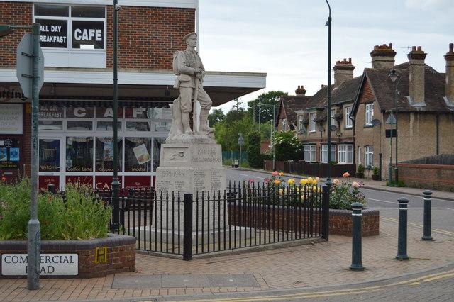 Paddock Wood War Memorial