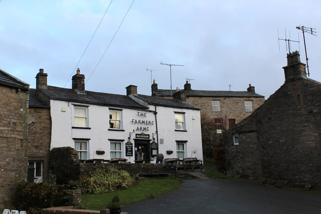 Farmers Arms in Muker