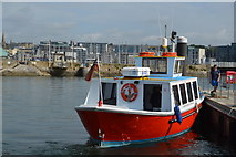 SX4853 : Cawsands Ferry by N Chadwick
