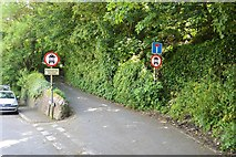 SX4350 : No through road by N Chadwick
