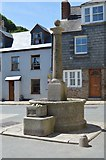 SX4350 : Fountain, Cawsands by N Chadwick