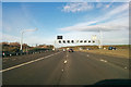 TL0132 : M1 northbound by Robin Webster