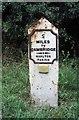 TL3954 : Old Milepost by MW Hallett