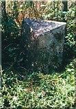 SJ8566 : Old Milepost by J Higgins