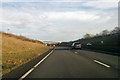 SP9638 : A421 towards Bedford by Robin Webster