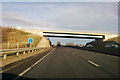 TL0144 : Bridge over A421, Wootton by Robin Webster