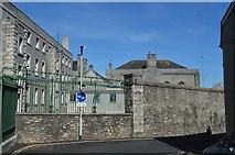 SX4653 : Stonehouse Barracks, South Block by N Chadwick