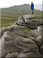 SE0859 : On top of Lord's Seat by Trevor Littlewood