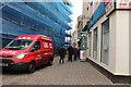 NS3321 : Sidewalk at Ayr by Billy McCrorie