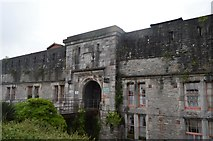 SX4952 : Entrance, Fort Stamford by N Chadwick