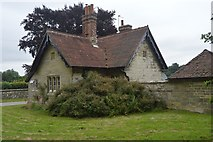 TQ3129 : North West Lodge. Balcombe Place by N Chadwick
