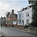 TL4357 : Grand houses on Grange Road by John Sutton